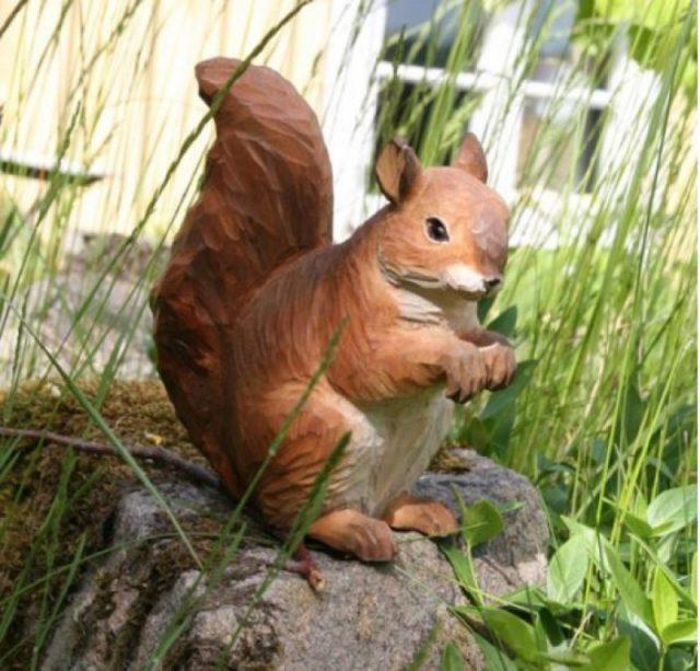 Pynt haven og hjemmet op med flotte og naturtro dyr